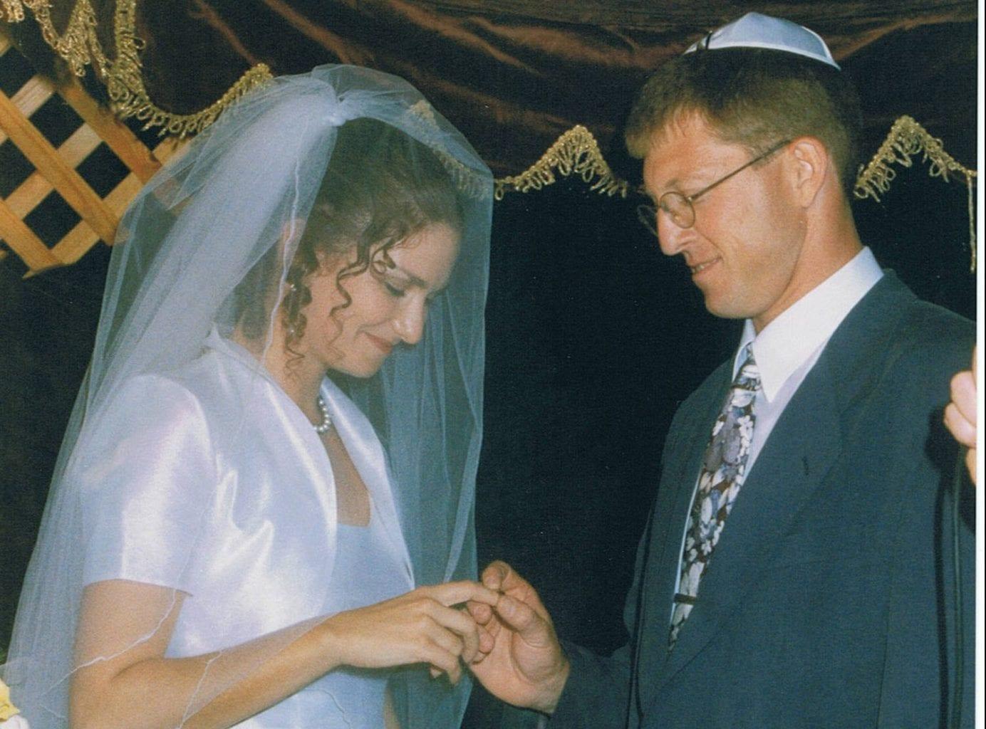 די מהר אחרי החתונה…